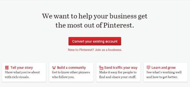 Credit to Pinterest at business.pinterest.com