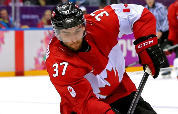 The Canadian Men's Hockey Team was Truly Golden [INFOGRAPHIC]
