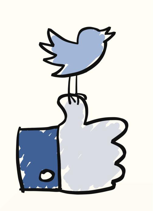 40 Cool Social Media Stats