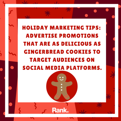 Holiday Marketing Tip #2