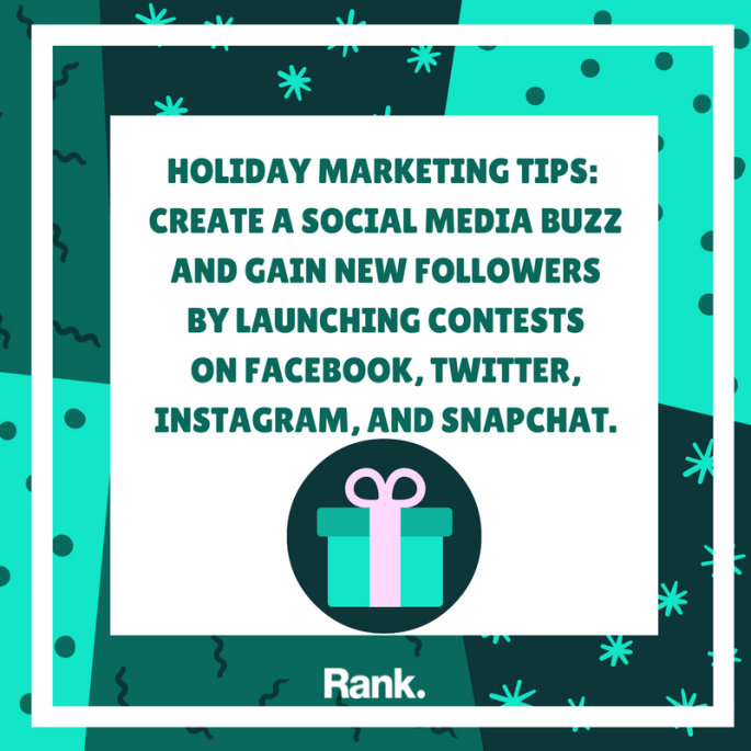 Holiday Marketing Tip #5