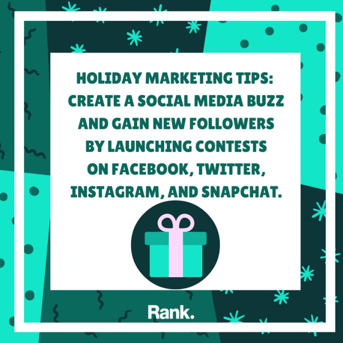 Holiday Marketing Tip #5