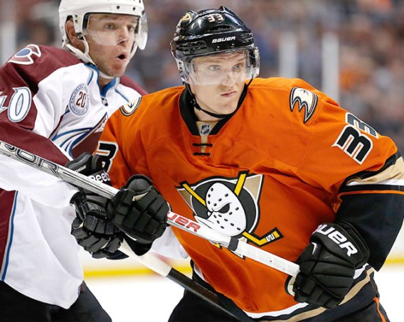 Anaheim Ducks Alternate Jersey - 2015