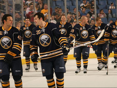 Buffalo Sabres Alternate Jersey - 2008