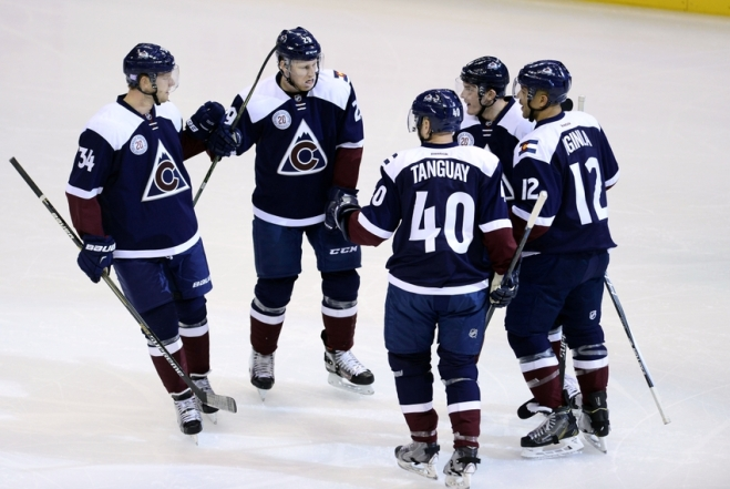 Colorado Avalanche - Alternate Jersey