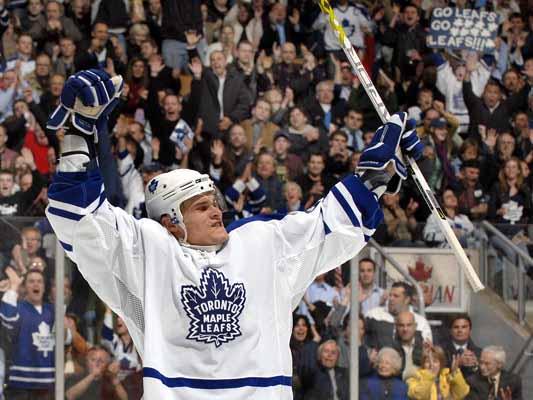 Toronto Maple Leafs Alternate Jersey