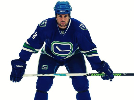 Vancouver Canucks Alternate Jersey