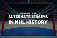 A Collection of the Best Alternate Jerseys in NHL History