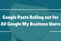 Google Posts Rolling out for All Google My Business Users