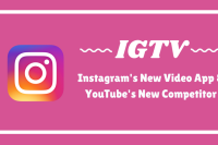 IGTV Instagram's New Video App & YouTube's New Competitor